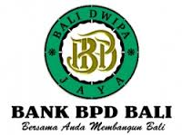 Lowongan Bank BPD Bali