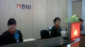 Lowongan Bank BNI Wilayah Banjarmasin