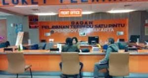 Lowongan Non CPNS BPTSP DKI Jakarta