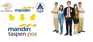 Lowongan PT. Bank Mandiri Taspen Pos