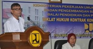 Lowongan Balai Jasa Konstruksi Wilayah II Palembang Kemenpupera