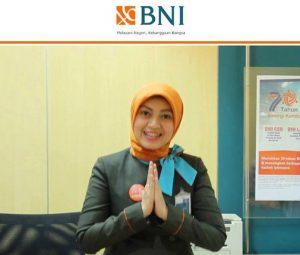Lowongan Bank BNI Sulawesi