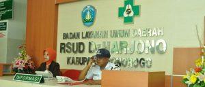 Lowongan Pegawai BLUD RSUD dr. Harjono S. Kabupaten Ponorogo