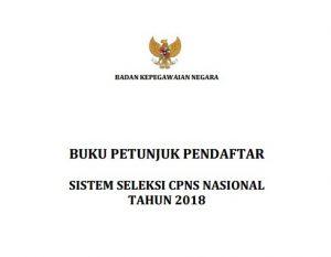 Tata Cara Melamar CPNS 2018