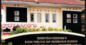 Lowongan Non PNS Balai Penelitian dan Pengembangan Kesehatan Magelang