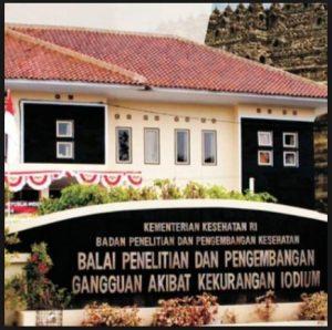 Balai Penelitian dan Pengembangan Kesehatan Magelang