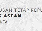 Lowongan Perutusan Tetap ASEAN Kemlu
