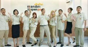Lowongan PT Bank Mandiri Taspen Bandung