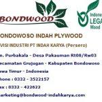 Lowongan PT Indah Karya (Persero) Bondowoso Indah Plywood