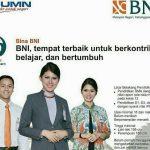 Lowongan Bank BNI Wonogiri