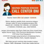 Lowongan Bank BNI Manado