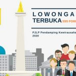 Lowongan SUDIN DCKTRP Jakarta Selatan