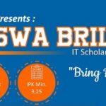 Pendaftaran BRILiaN Scholarship