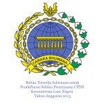 Lowongan Pegawai Setempat Kementerian Luar Negeri