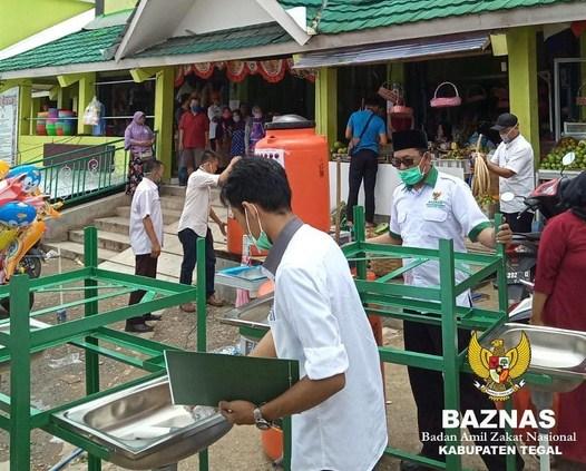 Lowongan Baznas Kabupaten Tegal