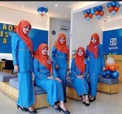 Lowongan Bank BRI Syariah Pangkalan Bun