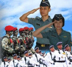 Penerimaan Calon Bintara PK TNI AL