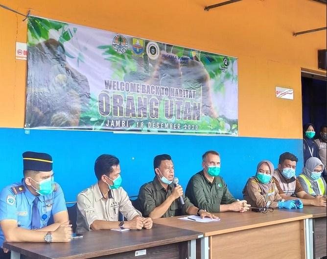 Lowongan Balai Konservasi Sumber Daya Alam Jambi (BKSDA)