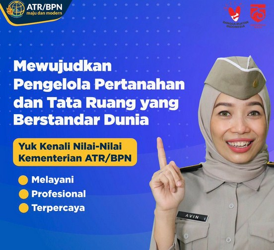 Lowongan BPN Kota Padang