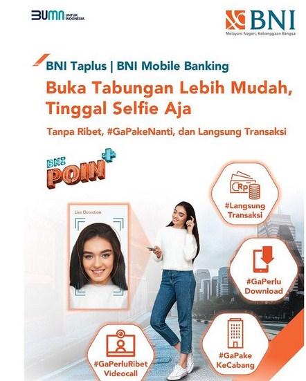 Lowongan Bank BNI Metro