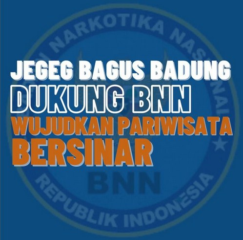 Lowongan BNN Provinsi Bali