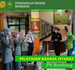 Pengadilan Negeri Rembang