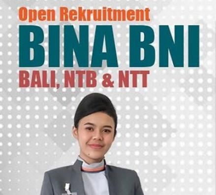 Lowongan Bank BNI Bali