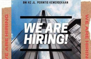 Lowongan Bank BNI Bandung