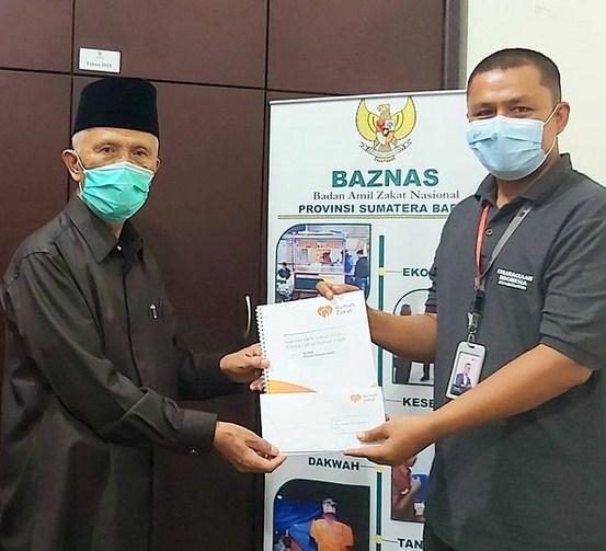Lowongan Baznas Provinsi Sumatera Barat
